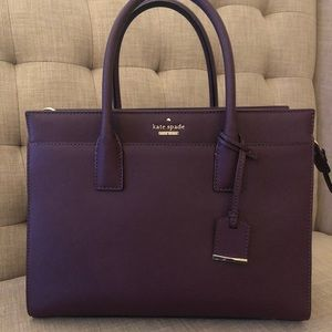 Kate Spade Cameron Street Candace Satchel with tag